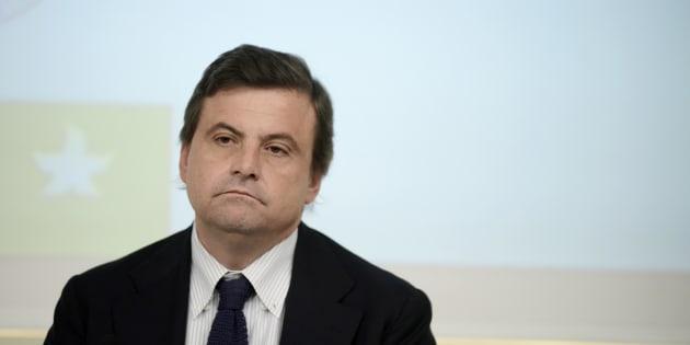 Carlo Calenda     Sbagliato fare la ruota di scorta a un governo Di Maio