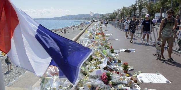 Attentat de Nice: l'hommage national reporté à cause de la météo