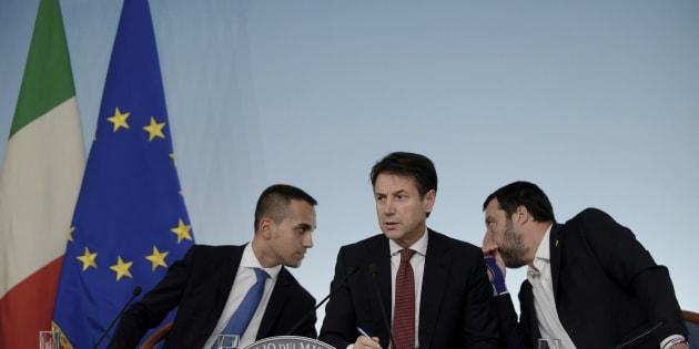 No Tria |  no relazioni |  no quadra  Vertice sulla manovra ancora non decisivo