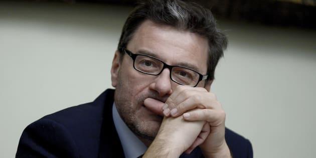 """Giancarlo Giorgetti: """"Il governo durerà se si rispetta"""