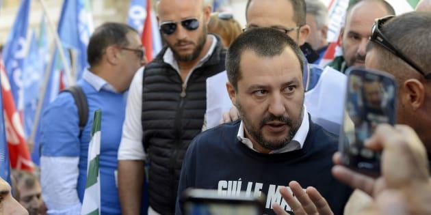 Salvini, sulle forze dell