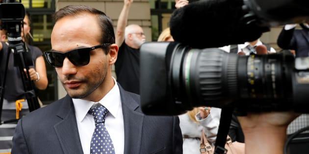Sentencian a 14 días de cárcel a ex asesor de Trump