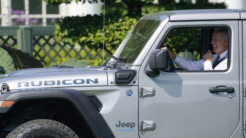 Auf einen Blick: Joe Bidens neues Ziel für Null-Emissions-Fahrzeuge, Regeln für den Kraftstoffverbrauch