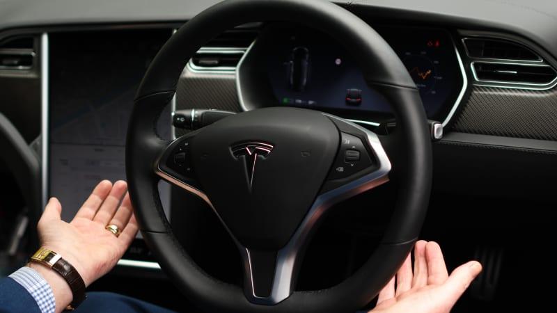Elon Musk's Tesla robotaxi idea: sending your car out on its