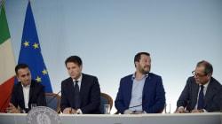 Tria insiste per abbassare il deficit al 2%, ma Di Maio e Salvini resistono e puntano tutto sul fattore gilet