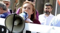 Elena Fattori sulle barricate: