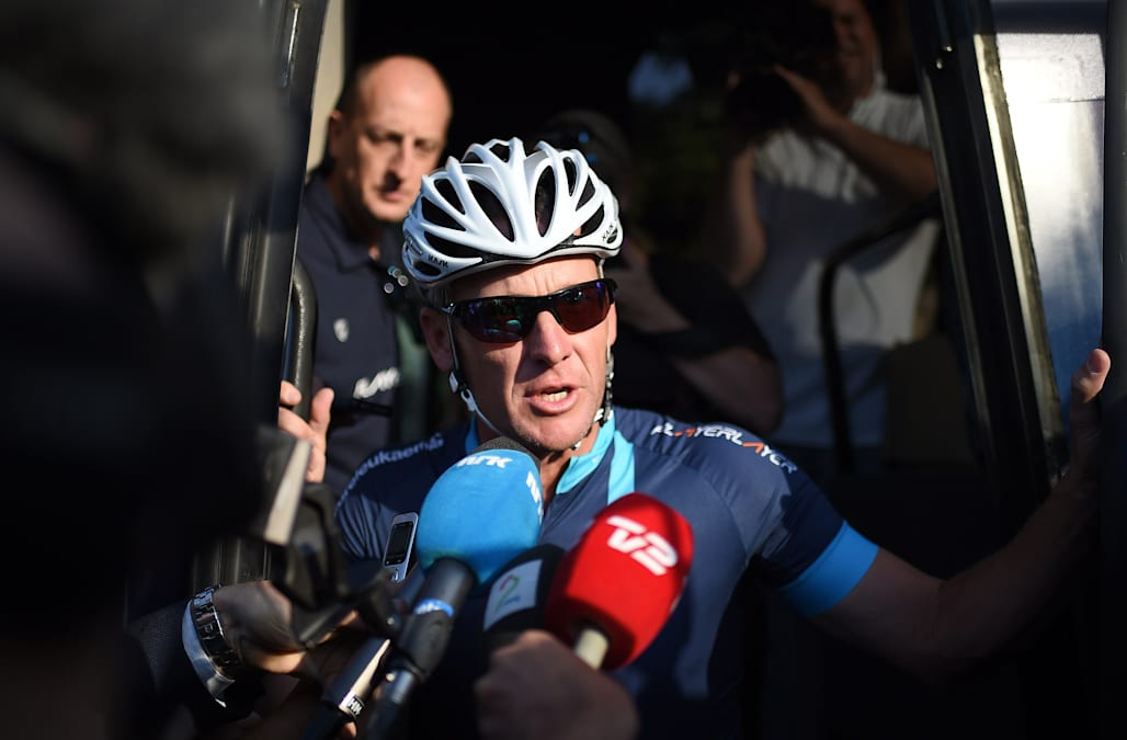 Lance Armstrong reached a  5 million settlement with the federal government  on Thursday b31005db5