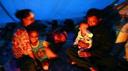 Asciende a más de 1 mil 200 victimas en Indonesia por sismo y