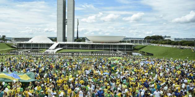 O Vem Pra Rua cancelou as manifestações que tinhamsido convocadas em todo o Brasil para o próximo domingo (21).