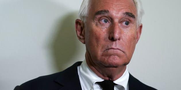 Enquête russe : l'ancien conseiller de Trump Roger Stone inculpé