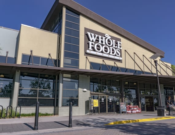 Arsenic found in water from Whole Foods and Walmart