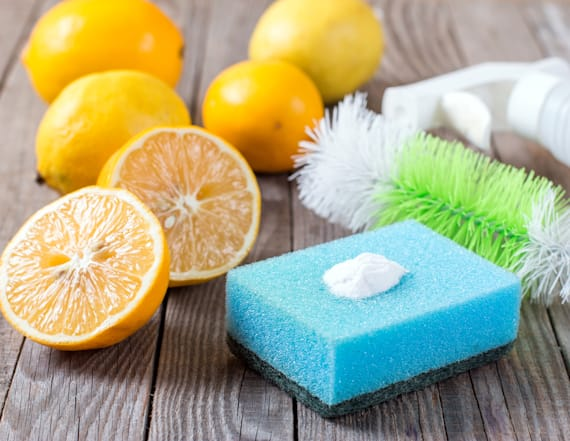 How to make the switch to green cleaning products