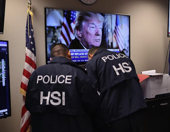 Most Trump voters say MS-13 is a threat to the U.S.