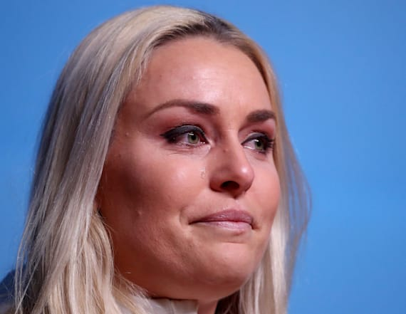 Vonn dedicates Olympics return to late grandfather