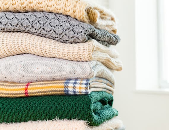 Over 30 stylish sweaters to keep you warm this fall