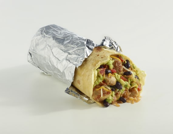 Chipotle is offering free burritos to single people