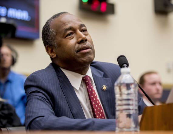 Ben Carson stumped during congressional hearing