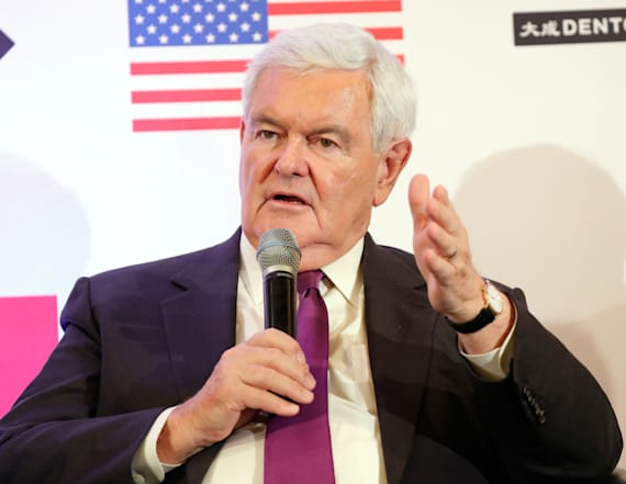 Newt Gingrich: Slavery needs to be put 'in context'