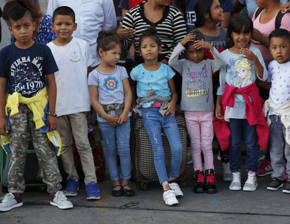 Migrant children molested in foster care: Report