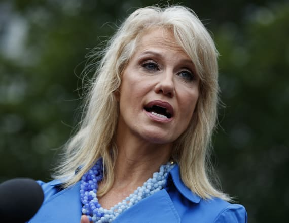 White House still open to Iran meeting: Conway