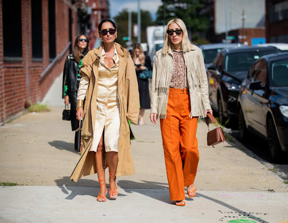 Shop the biggest street style trends we saw at NYFW