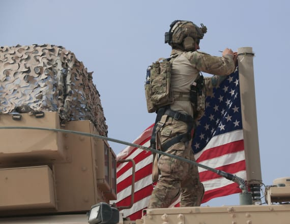 Soldiers who served with Kurds slam U.S. retreat