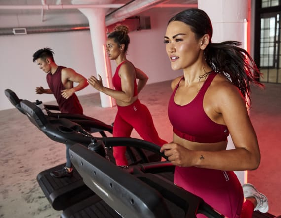 Lululemon teams up with Barry's Bootcamp for line