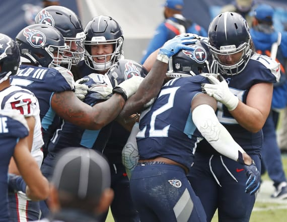 Steelers-Titans game could predict 2020 champion