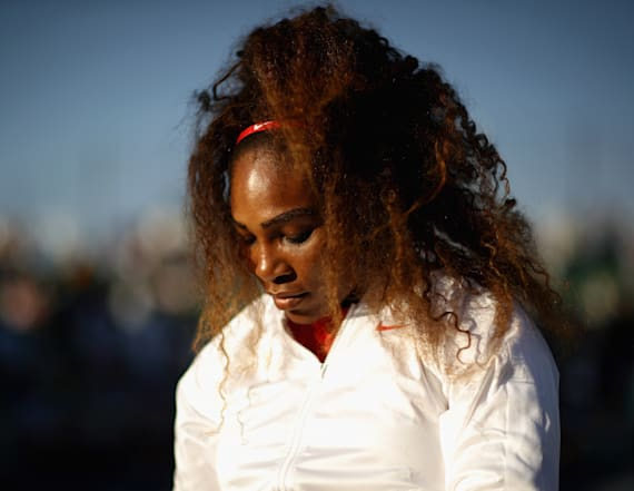 Serena Williams' sister's killer freed from prison