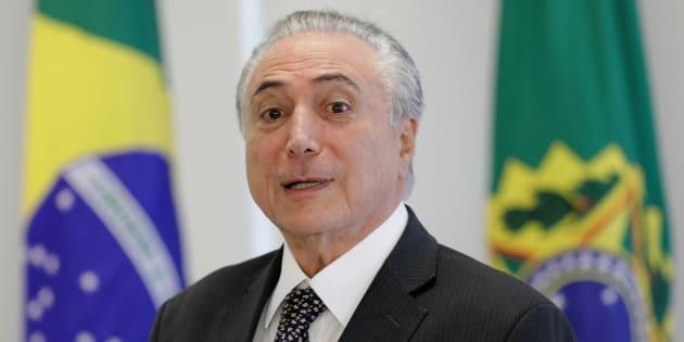 Vereador defende que PSDB não pode abandonar Temer sob pena de acabar com o governo dele.