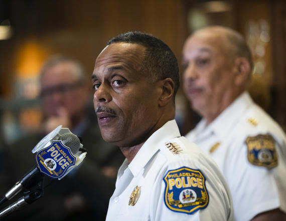 13 Philadelphia cops fired for racist posts