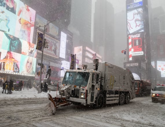 Blockbuster winter storm to impact U.S. this weekend
