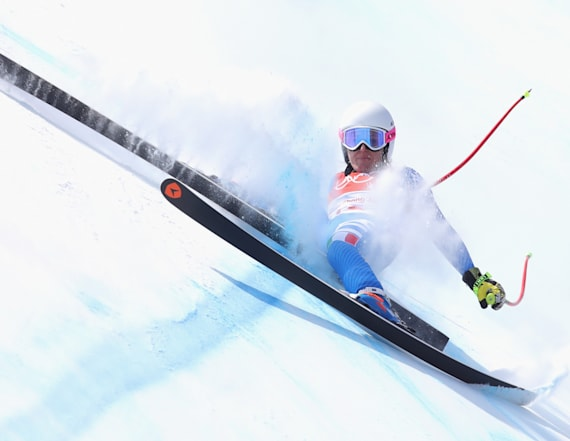 Photos prove the insanity of downhill skiing