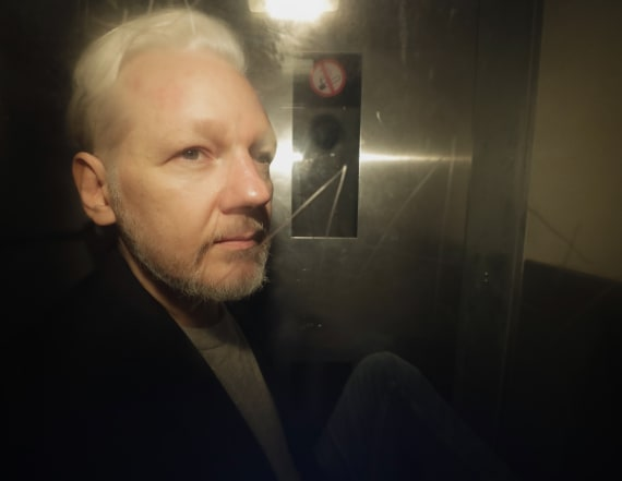 Assange faces 175 years in prison over new charges
