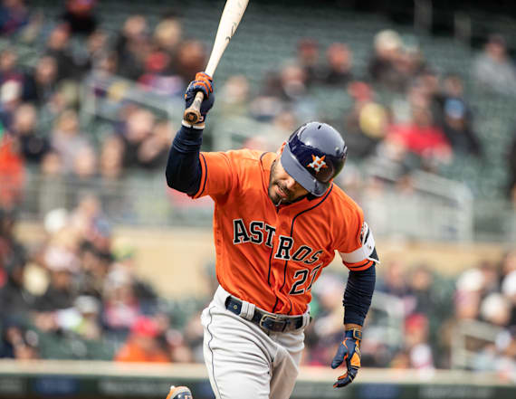 Astros no longer the team to beat in MLB rankings