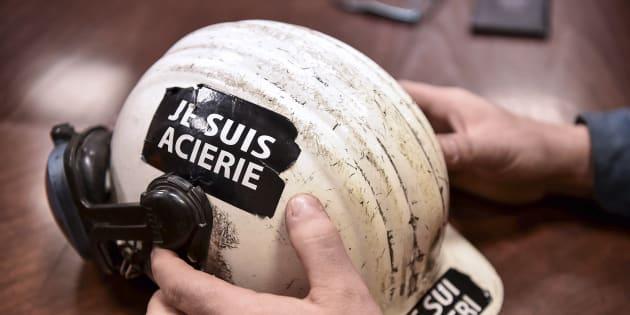 Des employés d'Ascoval Saint-Saulve, près de Valenciennes,  attendent le 19 décembre 2018 la réponse du Tribunal de Grande Instance de Strasbourg concernant la reprise ou non de l'entreprise.