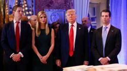 Donald Trump Jr.: l'enfant terrible qui risque de coûter très cher à son