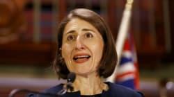 NSW Premier Gladys Berejiklian 'Disappointed' By