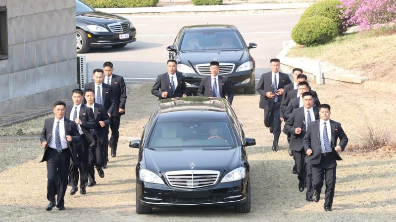 0 Down Cars >> North Korean leader Kim Jong Un has a rolling restroom - Autoblog