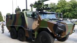 A défaut de Rafale, la Belgique achète des blindés à la