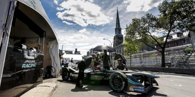 F1 - Montréal annule la manche de Formule E prévue en juillet