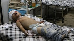 Airstrike Reportedly Hits Third Syrian Hospital In 24