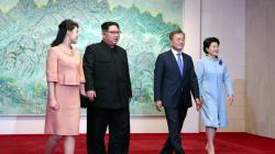 BLOGUE Kim Jong-un 1, Donald Trump