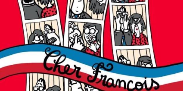 """""""Cher François"""": enfin une BD sur François Hollande qu'on peut lire même si on aime pas la politique."""