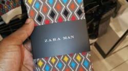 Accusée d'appropriation culturelle, Zara retire du marché cette paire de