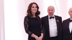 Le ventre de Kate Middleton s'arrondit
