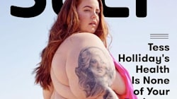 In A World Of Watered-Down 'Body Positivity,' The Tess Holliday Self Cover Is A Radical