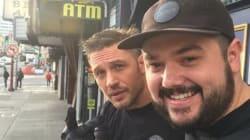 Tom Hardy s'est enfin fait tatouer après son pari perdu contre Leonardo