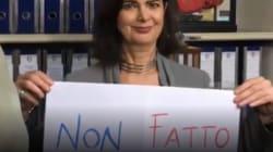 Boldrini fa il verso a Di Maio ed esibisce la