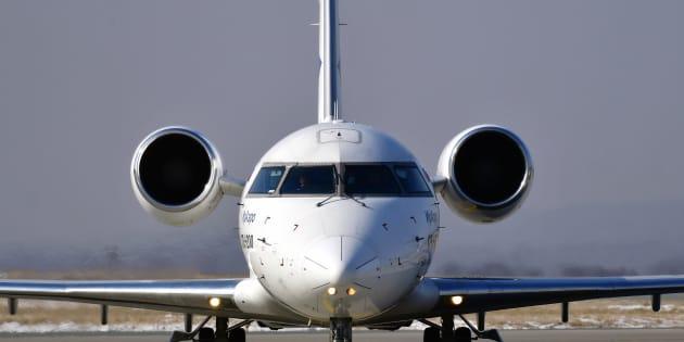 Bombardier et Delta signent un contrat de près de 1 milliard $US